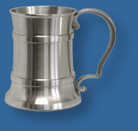 Albert Pewter Tankard Large