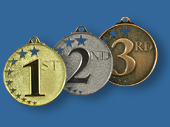 Bright Star Series Medals