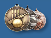 Antique Series Medals