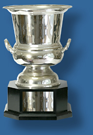Silver Cup Wine Cooler