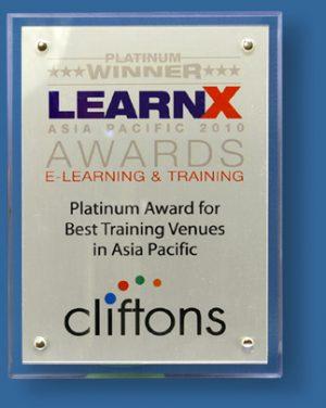 Metal acrylic plaques