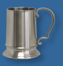 Pewter Tankard London Style