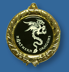 Sporting Medal gold