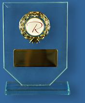 Glass School Trophy