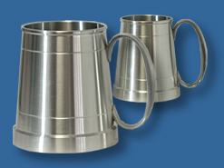 Pewter Tankard Charles Style