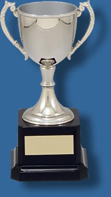 Nickel Silver cup 14.5cm
