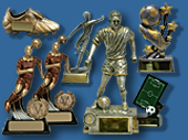Soccer Trophies
