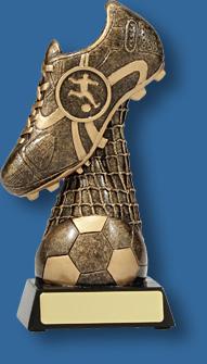 Soccer trophy 13