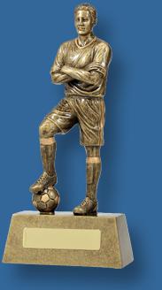 Soccer trophy 46