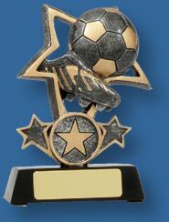 Soccer trophy 38