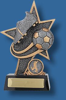 Soccer trophy 55