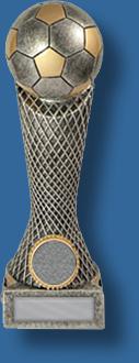 Soccer trophy 65
