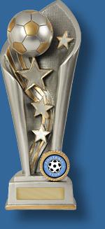 Soccer trophy 63