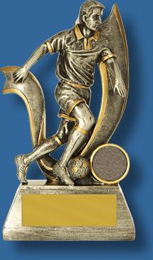 Soccer trophy 52