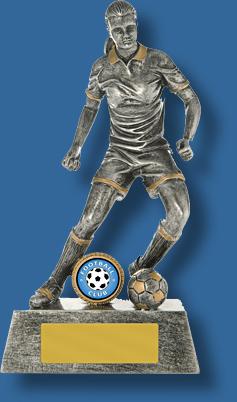 Soccer trophy 20