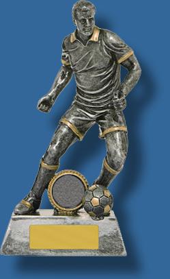 Soccer trophy 19