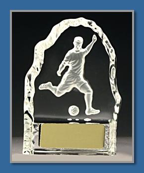 Soccer trophy 33