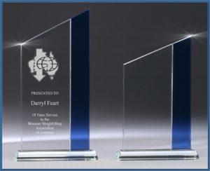 Blue Crystal award 2