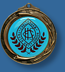 Bronze School medal