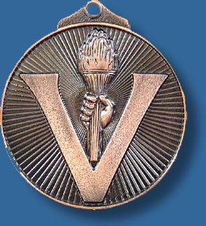 Bronze Victory medal