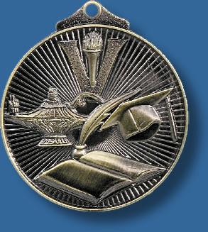 Academic medal sunraysia