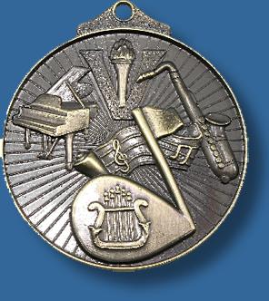 Music medal sunraysia