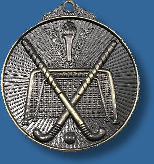 Hockey medal Sunraysia