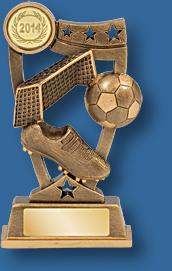 Soccer trophy 39