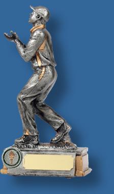 Silver Cricket fielder award