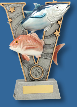 Fishing Trophies | Fishing Clubs - Sydney Awards & Trophies
