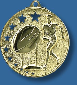 Australian Rules AFL medal