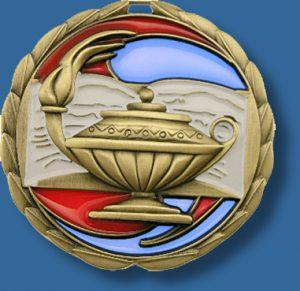 65mm Academic medal glass series