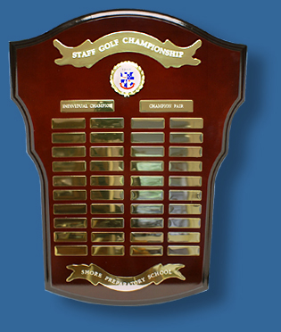 Walnut school board shield