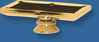 Billiard table trophy