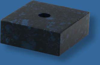 Blue marble base