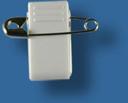 Name badge pocket clasp