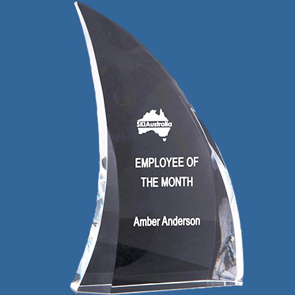 crystal prestige sail award