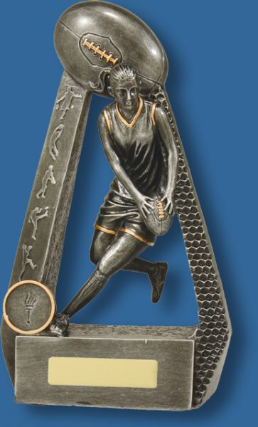 Aussie Rules female portal trophy