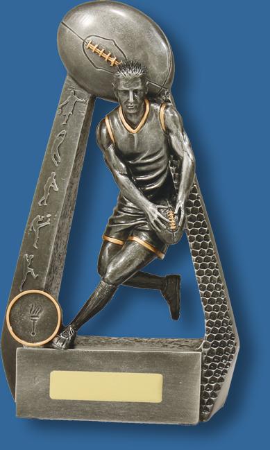 Aussie Rules male portal trophy