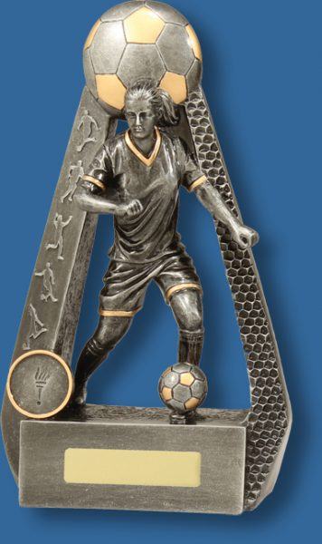 Football female portal