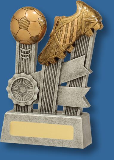 Football silver ribbon