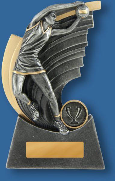 Netball kaboom series award
