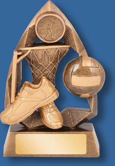 Netball trophy jewel series RLC453_i