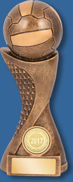 Netball trophy volt series 3 sizes