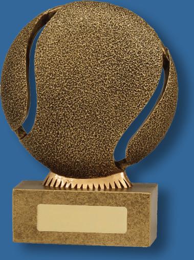 Tennis trophy the ball series