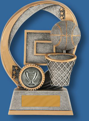 Basketball trophy 613-7e