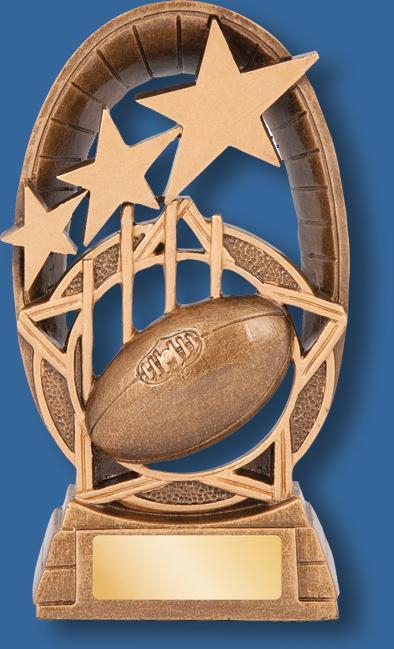 Aussie rules trophy galaxy series