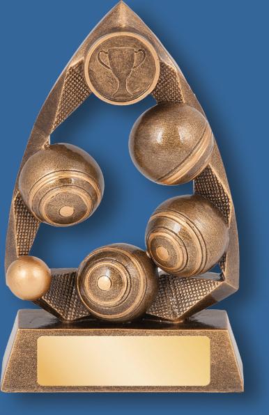 Lawn Bowls multiple balls jewel