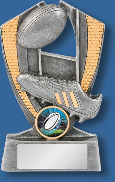 Rugby league trophy blade series