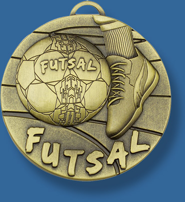 Futsal medal